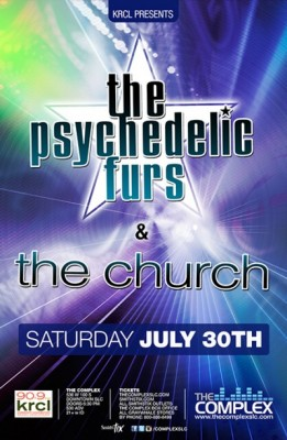 Psychedelic Furs @The Complex