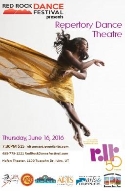Repertory Dance Theatre Concert
