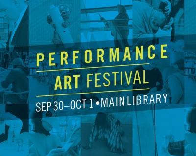 Salt Lake City Performance Art Festival