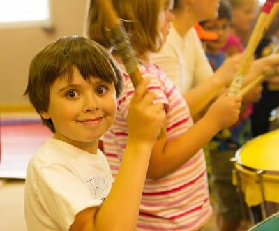 Samba Criança (Samba Kid) Summer Workshop for Youth (Week 1)