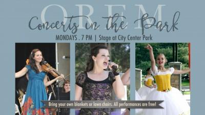 Summer Concert Series: Bluegrass Thunder