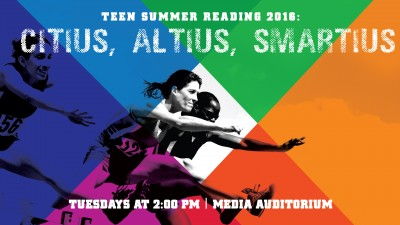 Teen Summer Reading: Art Carnival