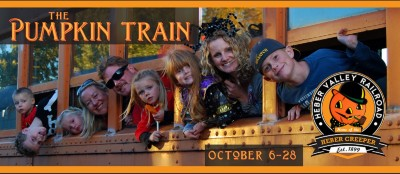 The Pumpkin Train
