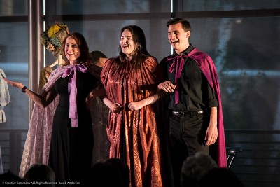 Utah Opera Resident Artists: Once upon a time . . .