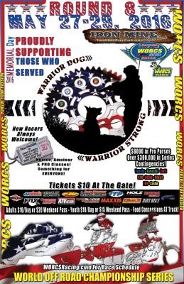 WORCS Off Road Racing – Round 8 – Iron Mine Race Park. Cedar City, UT