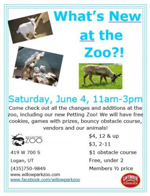 What's New at the Zoo