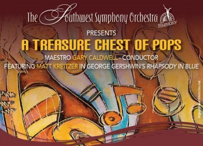 Spring Concert: A Treasure Chest of Pops