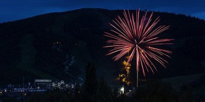 2017 July 4th Celebration and Fireworks