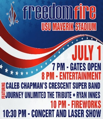 2016 Freedom Fire Celebration