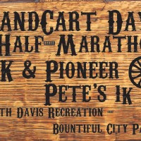 South Davis Handcart Days Races: 1K, 5K, and Half-Marathon