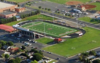 Greater Zion Stadium (formerly Trailblazer Stadium...
