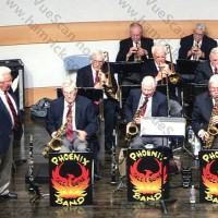 Phoenix Jazz and Swing Band at Brigham Young Historic Park