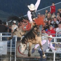 81st Annual Oakley PRCA Rodeo and 4th of July Celebrations