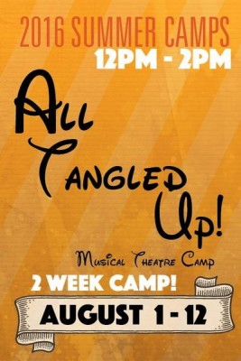 All Tangled Up: Musical Theatre Performance