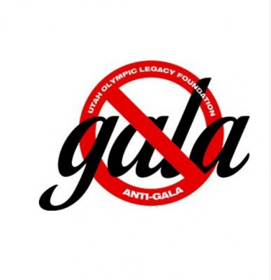 Anti-Gala: Your Party. Our Park.