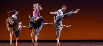 Collaboration Through Dance