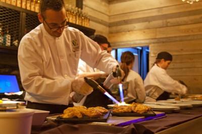 Culinary Crafts Savor Park City Pop-up Restaurant