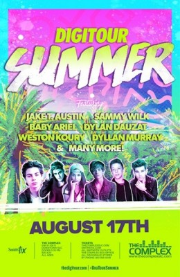 DigiTour: Summer