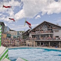 Utah Olympic Park Freestyle Shows