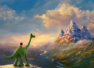 Friday Night Flicks: The Good Dinosaur
