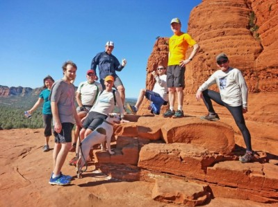 Hog Wild Trail Relay Race