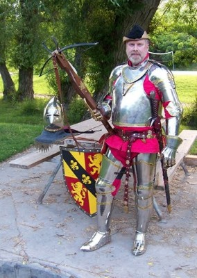 Knights and Castles Summer Camp