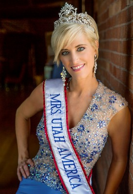 Mrs. Utah America Pageant