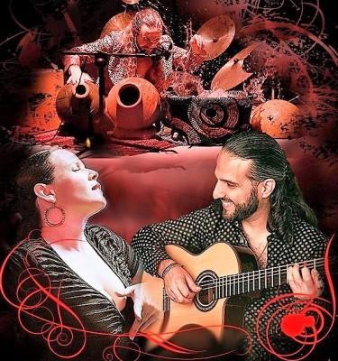 Musiké Original Expression of Poetry, Flamenco & Jazz
