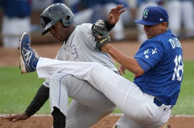 Ogden Raptors vs. Grand Junction Rockies