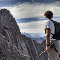 Pfeifferhorn Hike - 6 Peaks Challenge