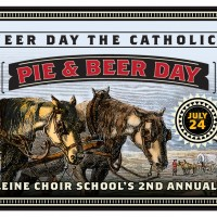 Pie and Beer Day The Madeleine Choir School's 2nd Annual Beer Fest