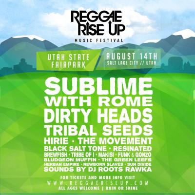 Reggae Rise Up Festival