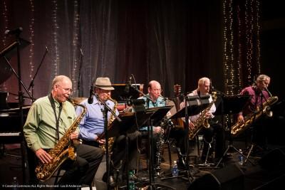 Salt Lake Sax Summit Plays Gershwin: A tribute to Craig Larson