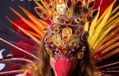 Samba Fogo: Summer CarnAval Costume Party