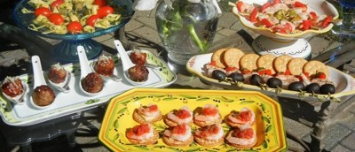 Summertime Appetizers