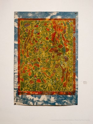 Survey of Printmaking: Relief, Etching, Monotype, Lithography