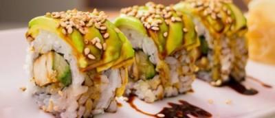 Sushi At City Creek