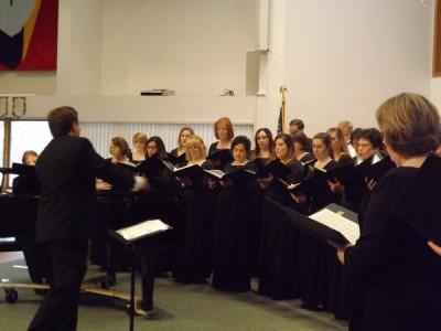 Timpanogos Chorale