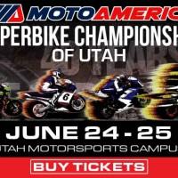 Utah MotoAmerica Superbike Championship
