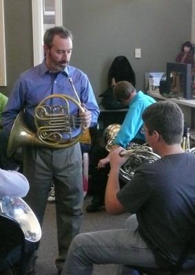 Utah Symphony Brass Day Pro-Am Clinic