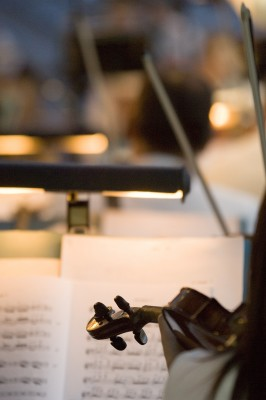 Utah Symphony String Day Pro-Am Clinic