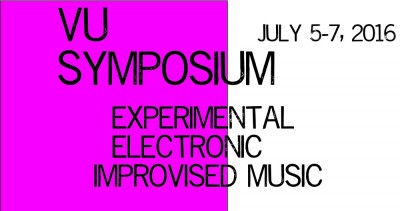 VU Symposium for Experimental, Electronic and Improvised Music
