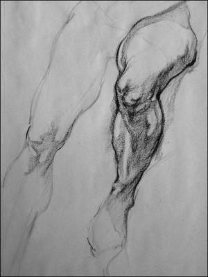 Wake and Draw: Open Studio Figure Draw Session III