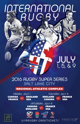 Women's Rugby Super Series