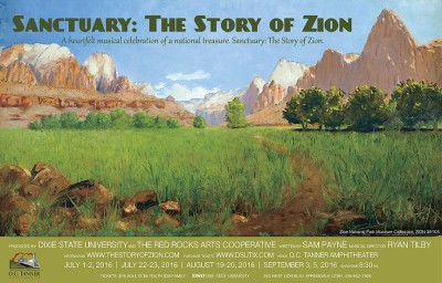 Sanctuary - The Story of Zion