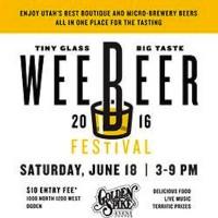 2nd Annual WeeBEER Festival