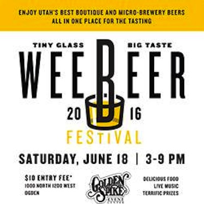 2nd Annual WeeBEER Festival