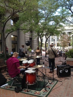2016 Brown Bag Concert Series