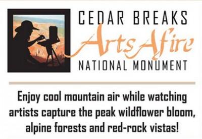 Cedar Breaks Arts Afire Plein Air Event