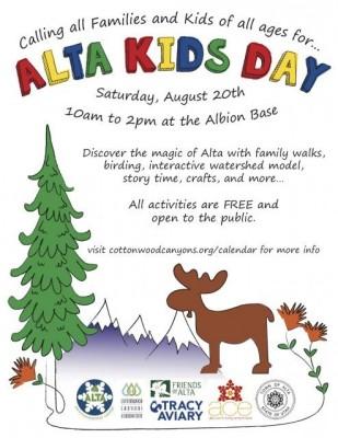 Alta Kid's Day